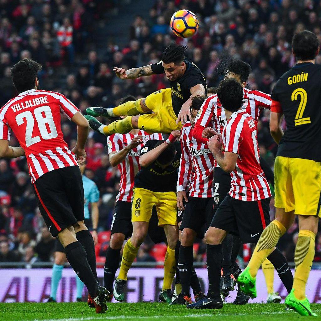 Simeone Keluhkan Inkonsistensi Atletico