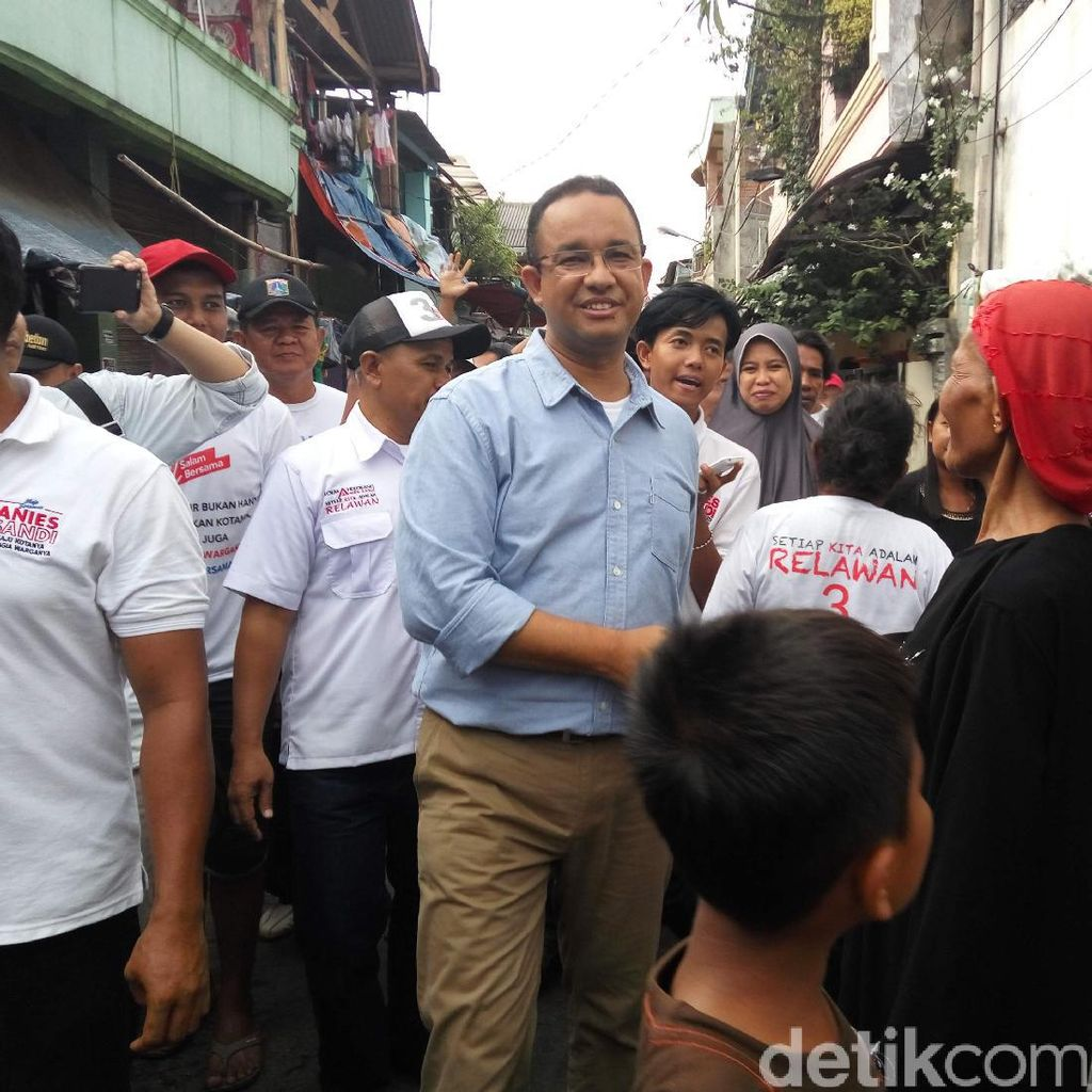 Cegah Banjir di Jakarta, Anies Janji Perbanyak Sumur Resapan