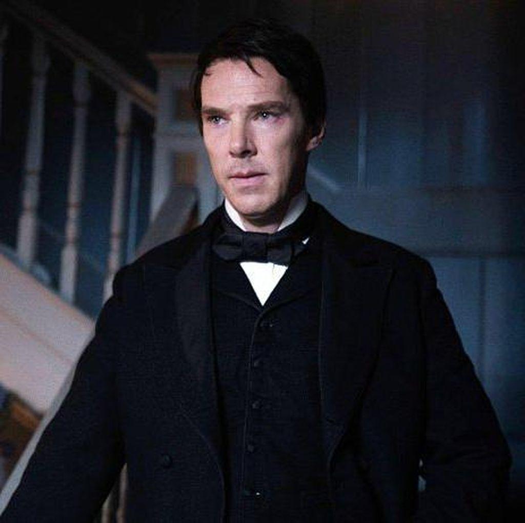 Thomas Alva Edison ala Benedict Cumberbatch