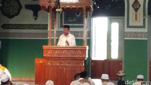 Isi Ceramah di Al-Azhar, Bachtiar Nasir Bicara soal Kasus Palu-Arit