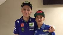 Pebalap Indonesia Ini Dapat Wejangan dari Rossi