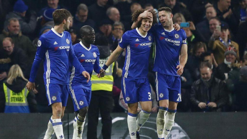 Chelsea Favorit Juara, tapi Konyol untuk Sebut Persaingan Sudah Berakhir