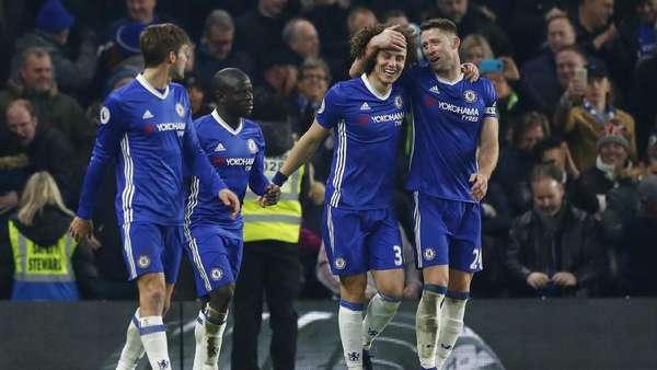 Rangkuman Premier League Inggris 2016/2017 Pekan 22