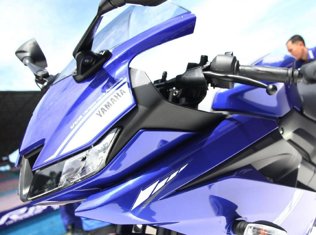 Tampang Terbaru Yamaha All New R15