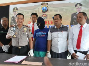 Peneror Bom Kota Batu Warga Surabaya
