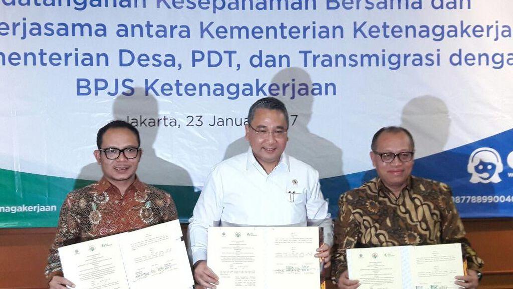 200.000 Honorer di Dua Kementerian Dibidik Jadi Peserta BPJS Ketenagakerjaan