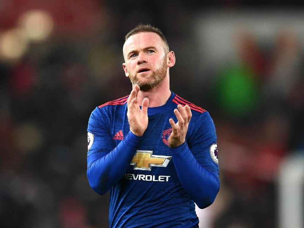 Terselip Kritik Ibra untuk Inggris di Antara Rekor Rooney