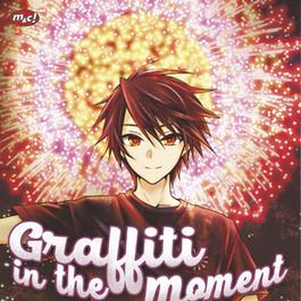 M&C! Akan Terbitkan Manga Graffiti in the Moment