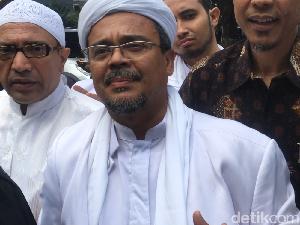 KJRI Jeddah Bantah Jadi Tuan Rumah Pemeriksaan Habib Rizieq