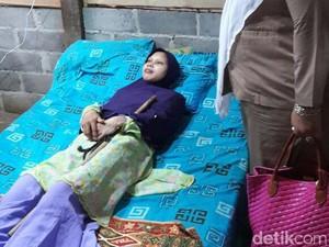 Kisah Miris Sulami: Tubuh Kaku bak Kayu, Gantungkan Hidup ke Nenek
