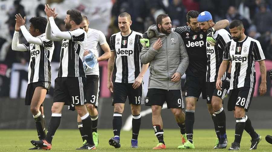 Ranieri: Semoga Tim-Tim Lain di Serie A Bisa Samai Level Juventus