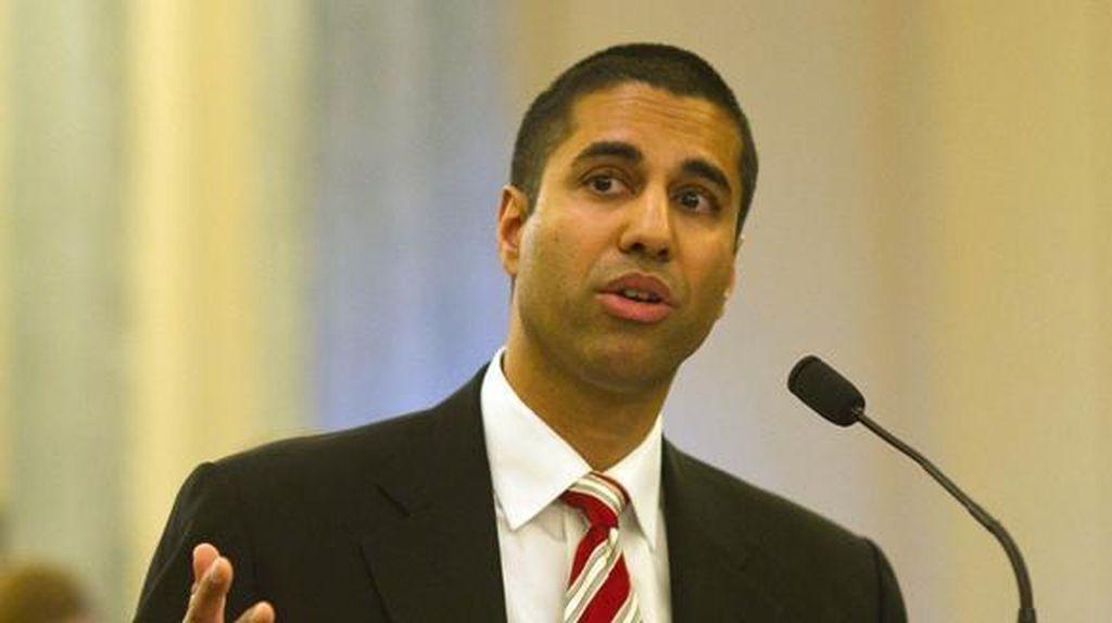 Trump Pilih Musuh Net Neutrality Jadi Pejabat Tinggi