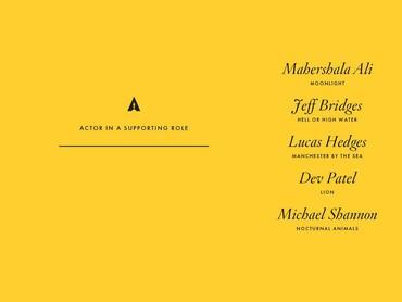 Siapa Saja Nominasi Aktor Pendukung Terbaik di Oscar Tahun Ini?