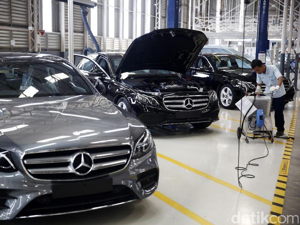 COVID-19 Masih Ganas, Penjualan Mercedes-Benz Malah Naik Drastis di Indonesia