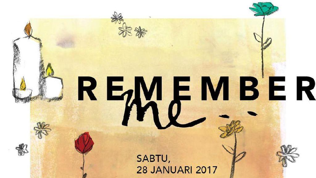 Lala Bohang dan Belasan Siswa ESoA Gelar Pameran 'Remember Me'