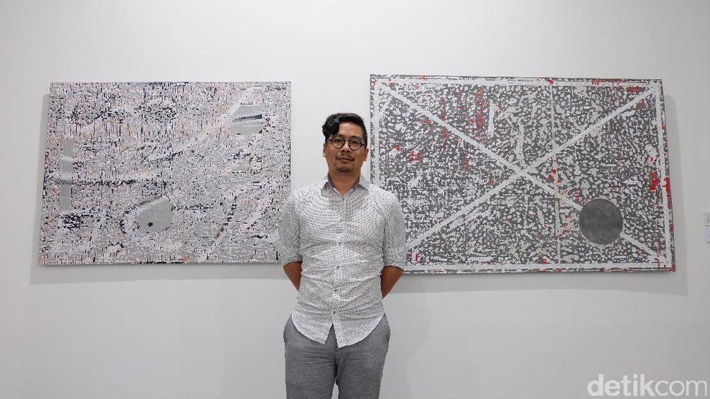 Belajar Material Kertas dalam Berkarya, Irfan Hendrian Residensi ke Korea