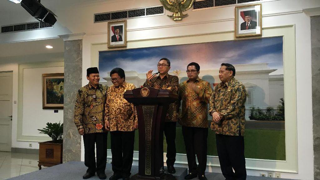 Ketua MPR: Tahun ini Kita akan Rumuskan Soal Haluan Negara