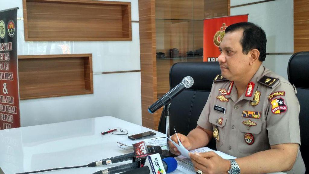 Polri: Kapal Karam di Johor Malaysia Diduga Angkut TKI Ilegal