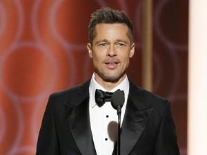 Stres Pasca Cerai dari Jolie, Brad Pitt Alami Gangguan Makan?