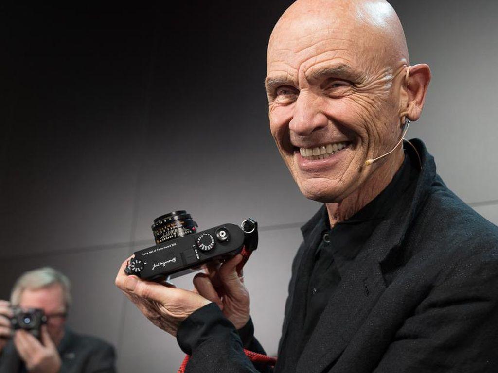 Melongok Leica M10, Kamera Seksi Rp 99 Juta