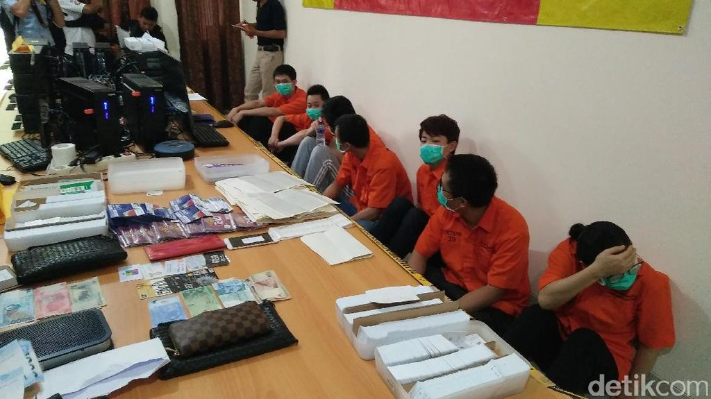7 WN China di PIK Ditangkap Imigrasi, Diduga Pelaku Cyber Crime