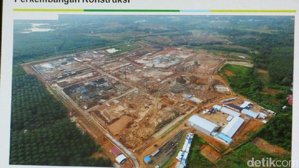 PLTU Tabalong 2x100 MW di Kalsel Beroperasi Semester-I 2019