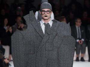 7 Tren Fashion Eksentrik untuk Pria dari Panggung Mode Dunia