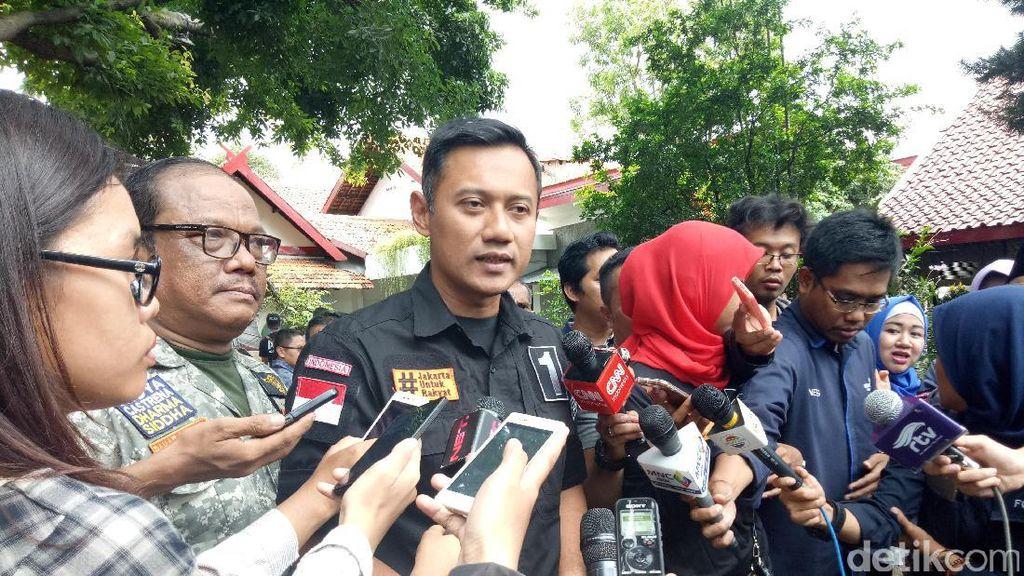 Agus Yudhoyono: Jangan Politisasi Semua Hal di Akhir Kampanye