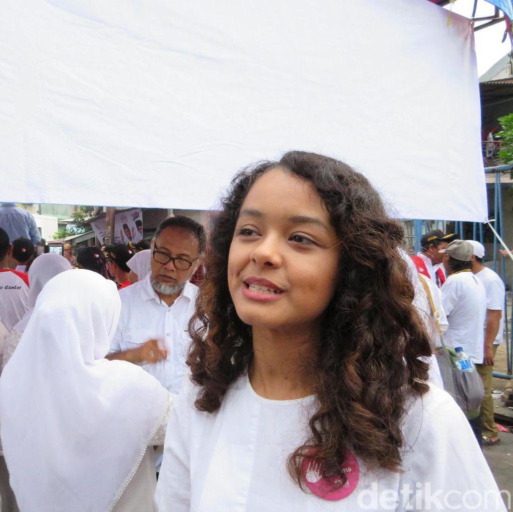 Kesan Anak Anies Baswedan Saat Temani Sang Ayah Kampanye