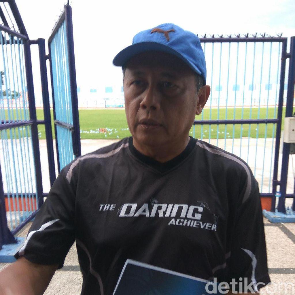 Herry Kiswanto Buka-bukaan Kunci Kemenangan Besar Persela Atas Arema FC