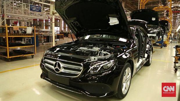 Mercedes-Benz Indonesia Angkat Suara Usai 'Dipecat' Gaikindo