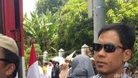 Pemeriksaan Polisi Ditunda, Munarman ke Sidang Ahok