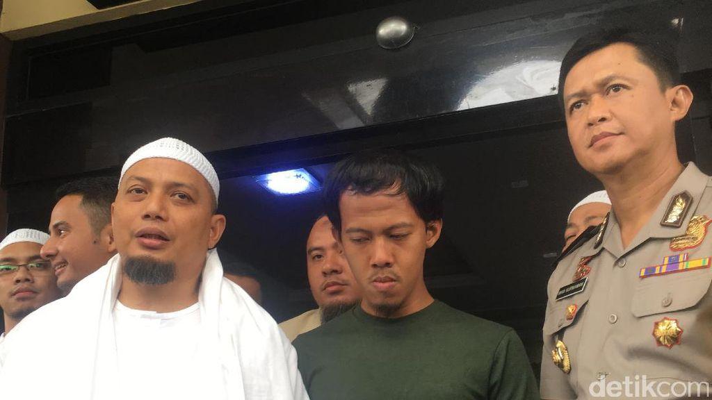 Nurul Fahmi Berterima Kasih ke Arifin Ilham Sampai Kapolri