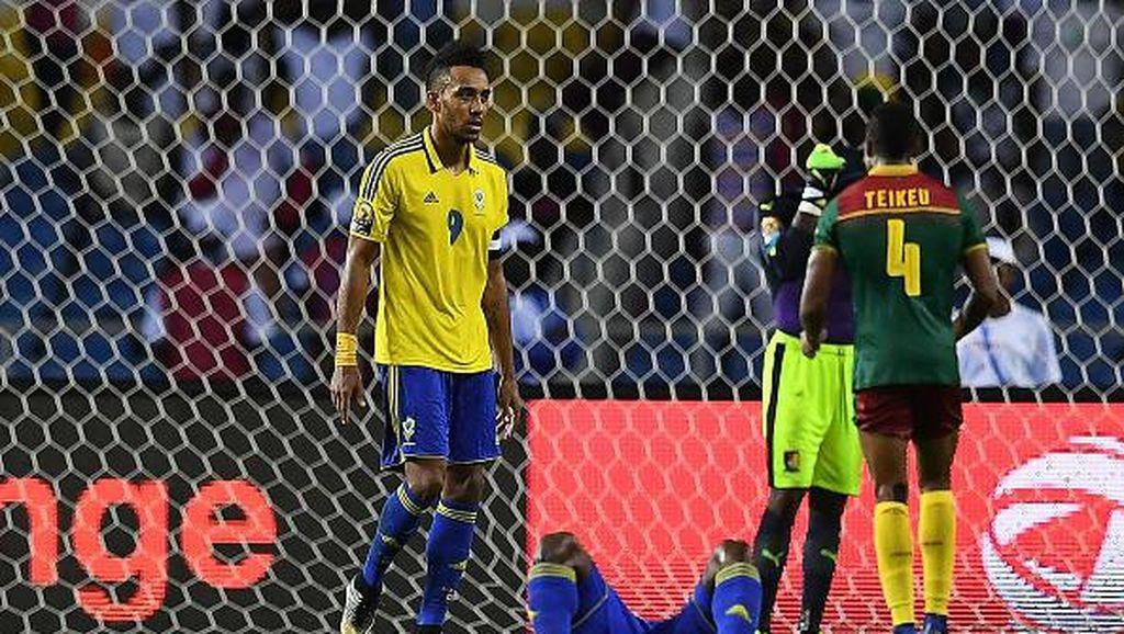 Gabon Tersingkir, Aubameyang Salahkan Minimnya Persiapan