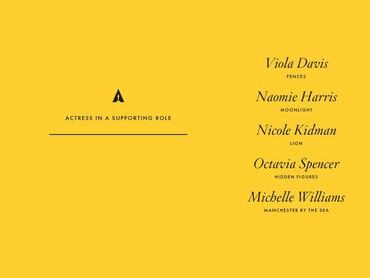 Siapa Saja Nominasi Aktris Pendukung Terbaik? Simak Di Sini!