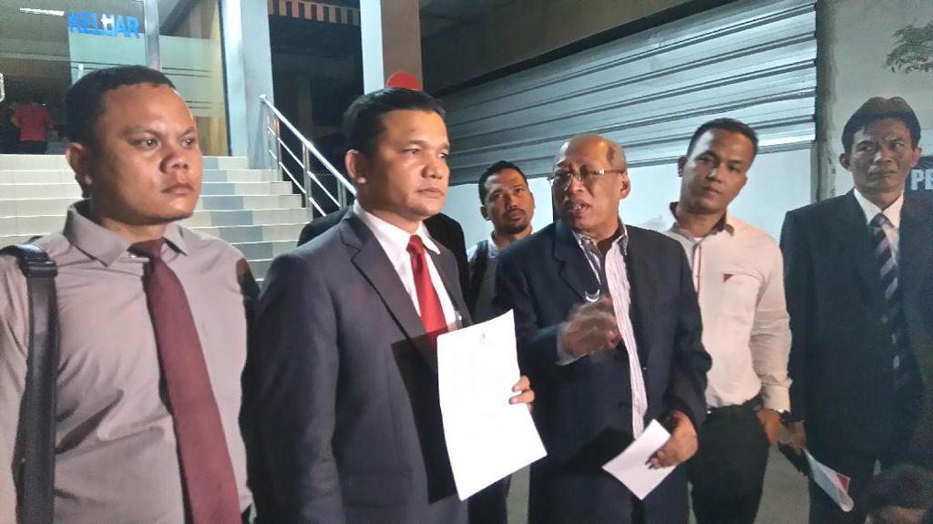 Tim Pengacara Ahok Laporkan Habib Muchsin ke Polda Metro Jaya