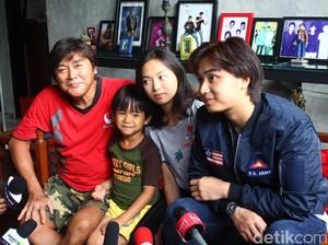 Cerita Willy Dozan yang Tetap Akur dengan Ketiga Mantan Istrinya