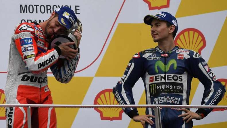 Kedatangan Lorenzo Jadi Tantangan Besar untuk Dovizioso