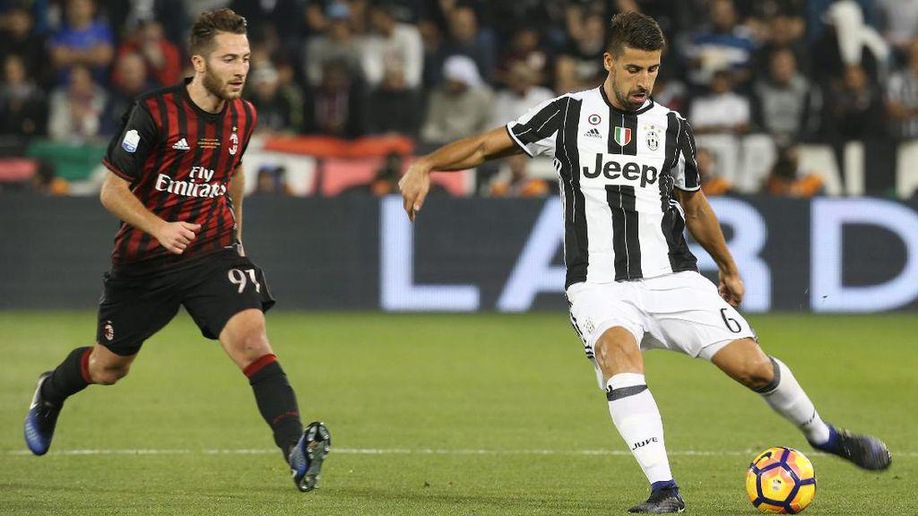 Sudah Main Bagus Lawan Napoli, Milan Percaya Diri Hadapi Juve