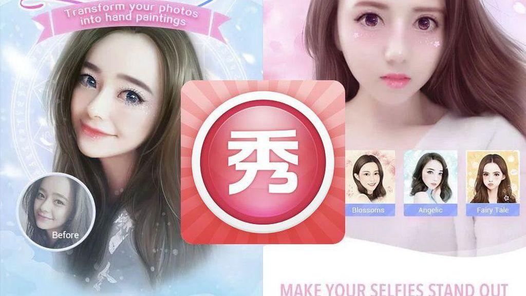 Meitu, Aplikasi Foto Anime yang Menghebohkan & Mengkhawatirkan