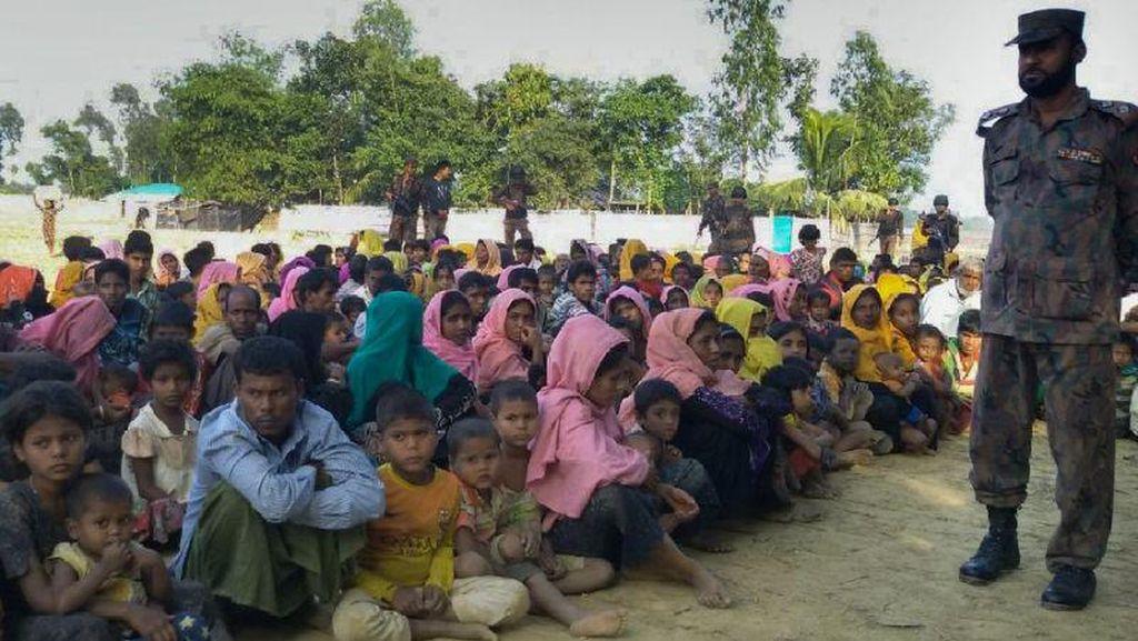 Myanmar Minta Waktu untuk Selesaikan Krisis Rohingya