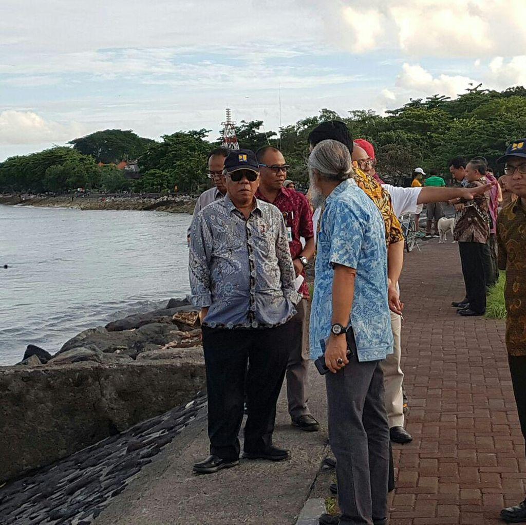 Dapat Pinjaman dari Jepang, PUPR Konservasi 3 Pantai di Bali