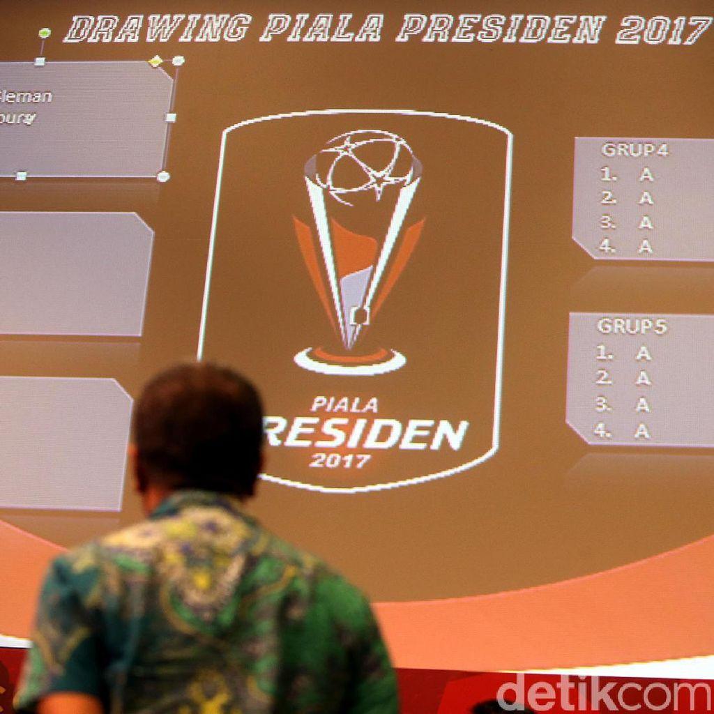 Jumlah Hadiah Tak Berubah, Juara Piala Presiden Diganjar Rp 3 Miliar