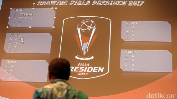 Piala Presiden Jadi Ajang Seleksi Wasit