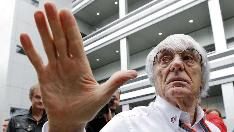 Bernie Ecclestone Tak Lagi Jadi Bos F1