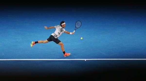 Federer Abaikan Rekor Bagus Lawan Wawrinka