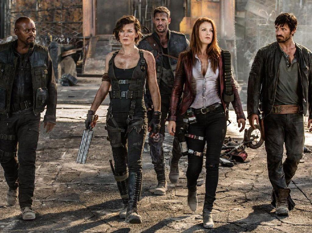Film Resident Evil Dibuat Versi Baru