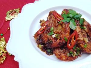 Video Resep : Udang Crunchy Asam Pedas