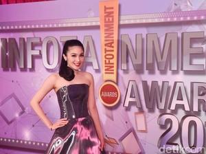 Sibuk Syuting, Sandra Dewi: Program Hamil Jalan Terus