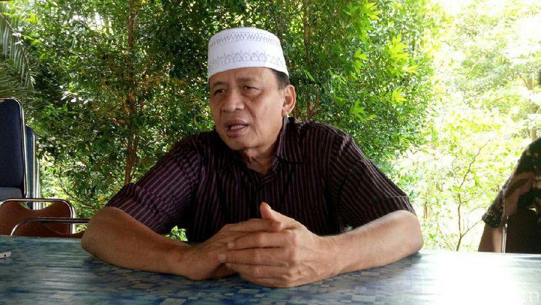 Atasi Banjir, Cagub Wahidin Janji Bangun Waduk di Periuk Tangerang